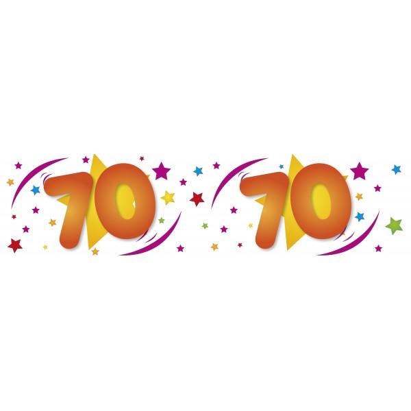 600x600 70th Birthday Party Decoration