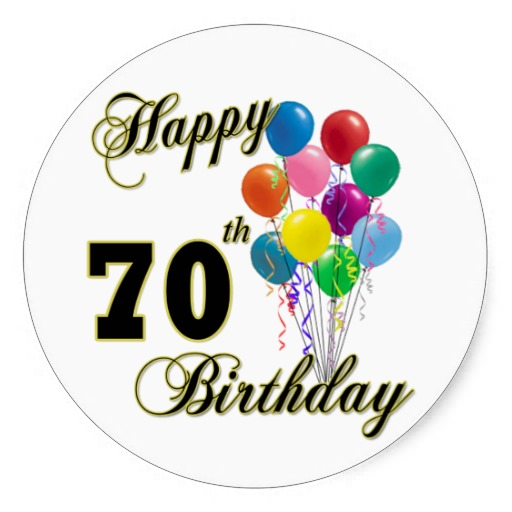 512x512 Graphics For 70th Birthday Animated Graphics