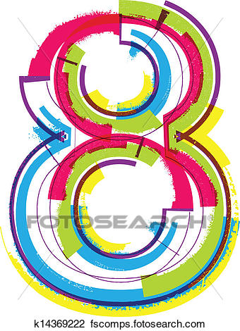 340x470 Number 8 Clipart Illustrations. 4,397 Number 8 Clip Art Vector Eps