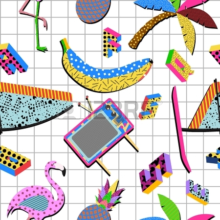 80s Clipart Free
