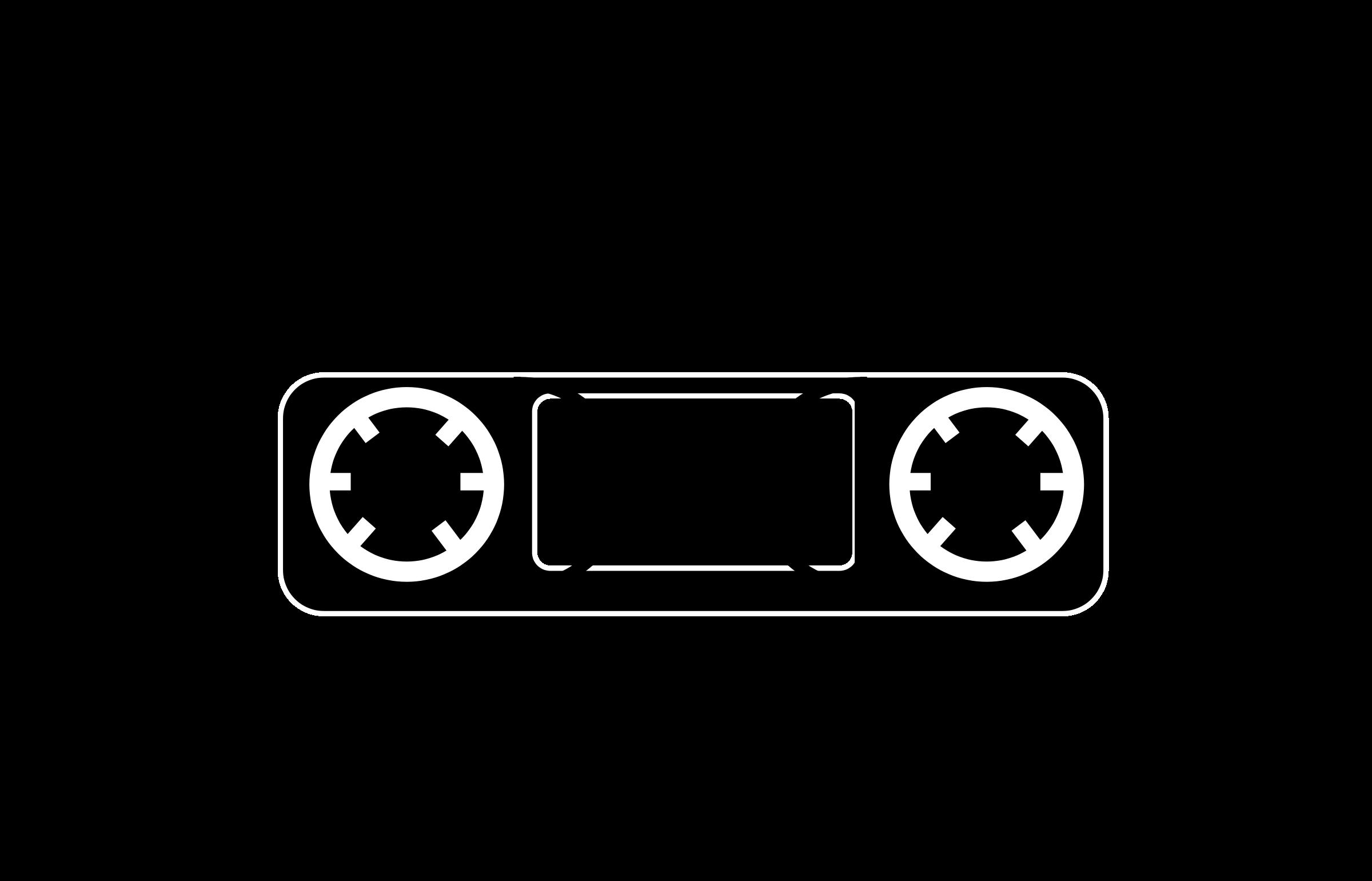 2400x1541 Cassette Tape Clip Art
