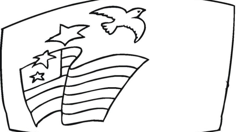770x430 9 11 Memorial Coloring Book Memorial Coloring Page Day Pages.