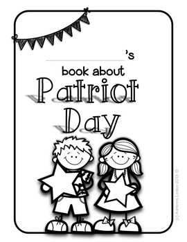 270x350 Patriot Day 911 Printable Book For Primary Grades September 11 By