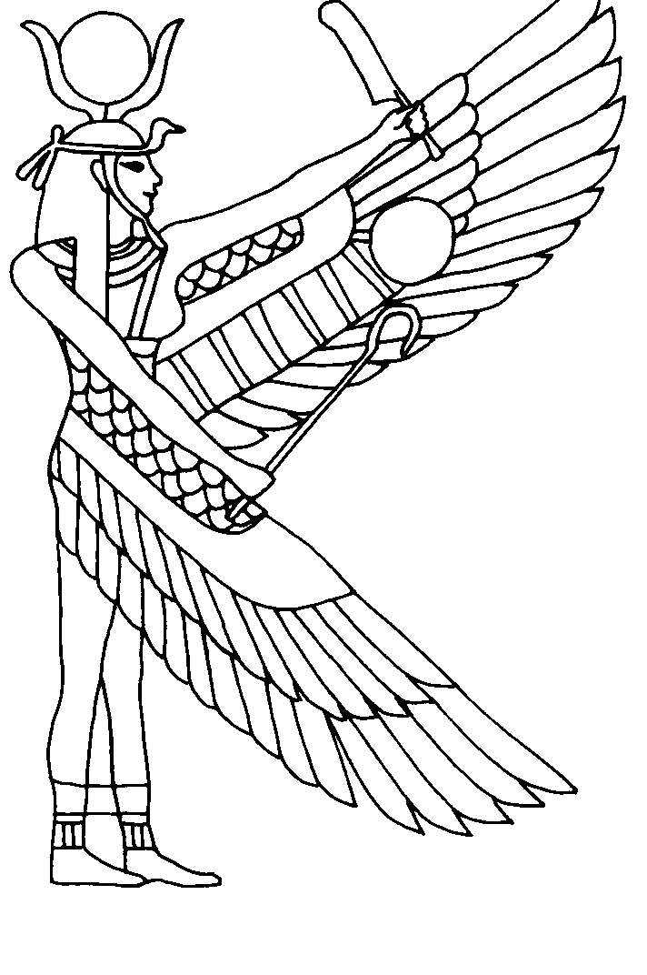 712x1072 Ancient Egypt Coloring Pages 309 Free Printable Coloring Pages