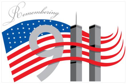 444x296 Clip Art 911 Towers Clipart