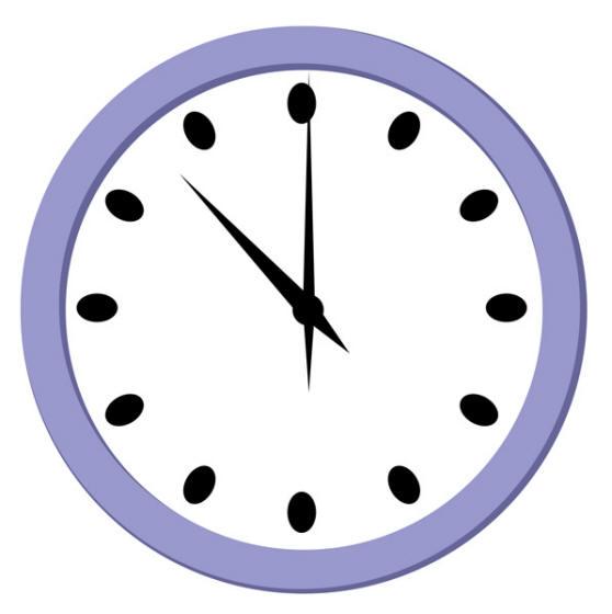 558x560 Clock Clip Art No Hands Free Clipart Images 2