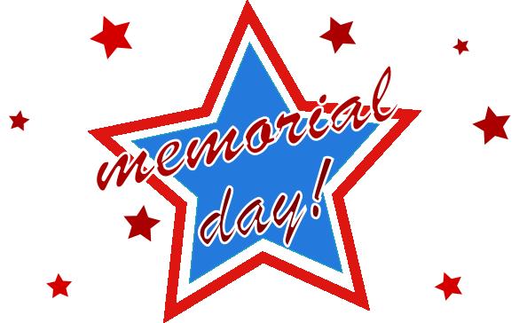 585x364 Memorial Day Clip Art