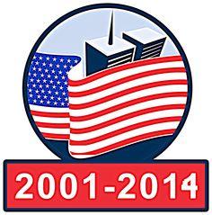 236x239 September 11 Memorial Clip Art