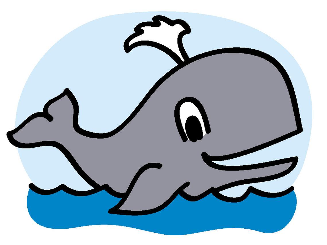 1140x855 Top 75 Whale Clip Art
