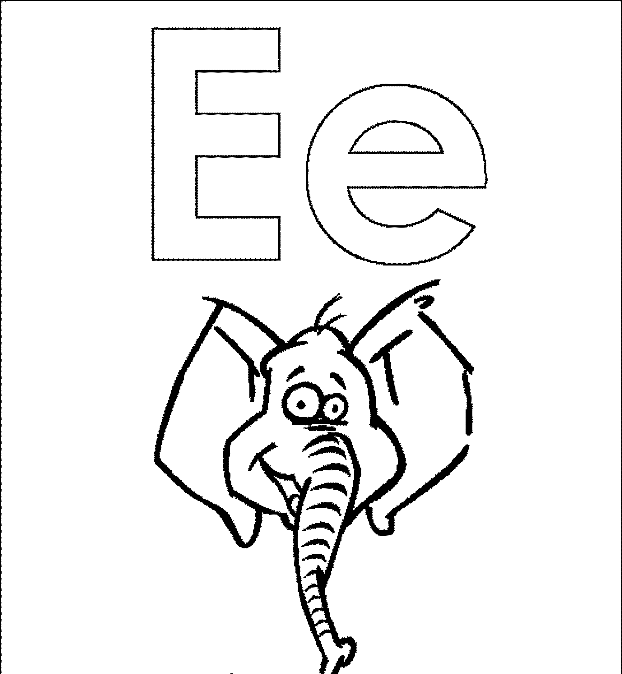 2000x2168 Be Creative With Abc Coloring Pages