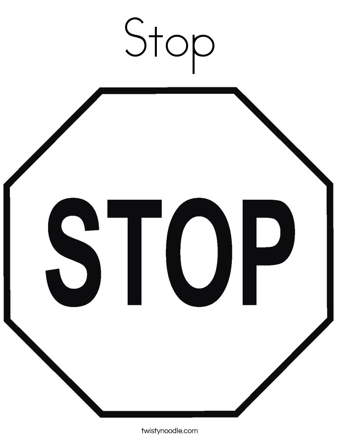685x886 Traffic Signs And Signals Coloring Pages