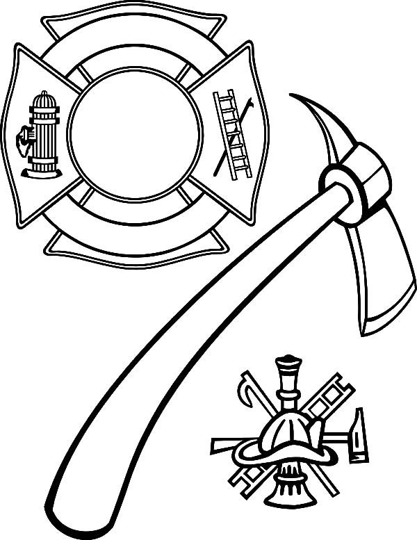 911 Emergency Coloring Pages Free download best 911