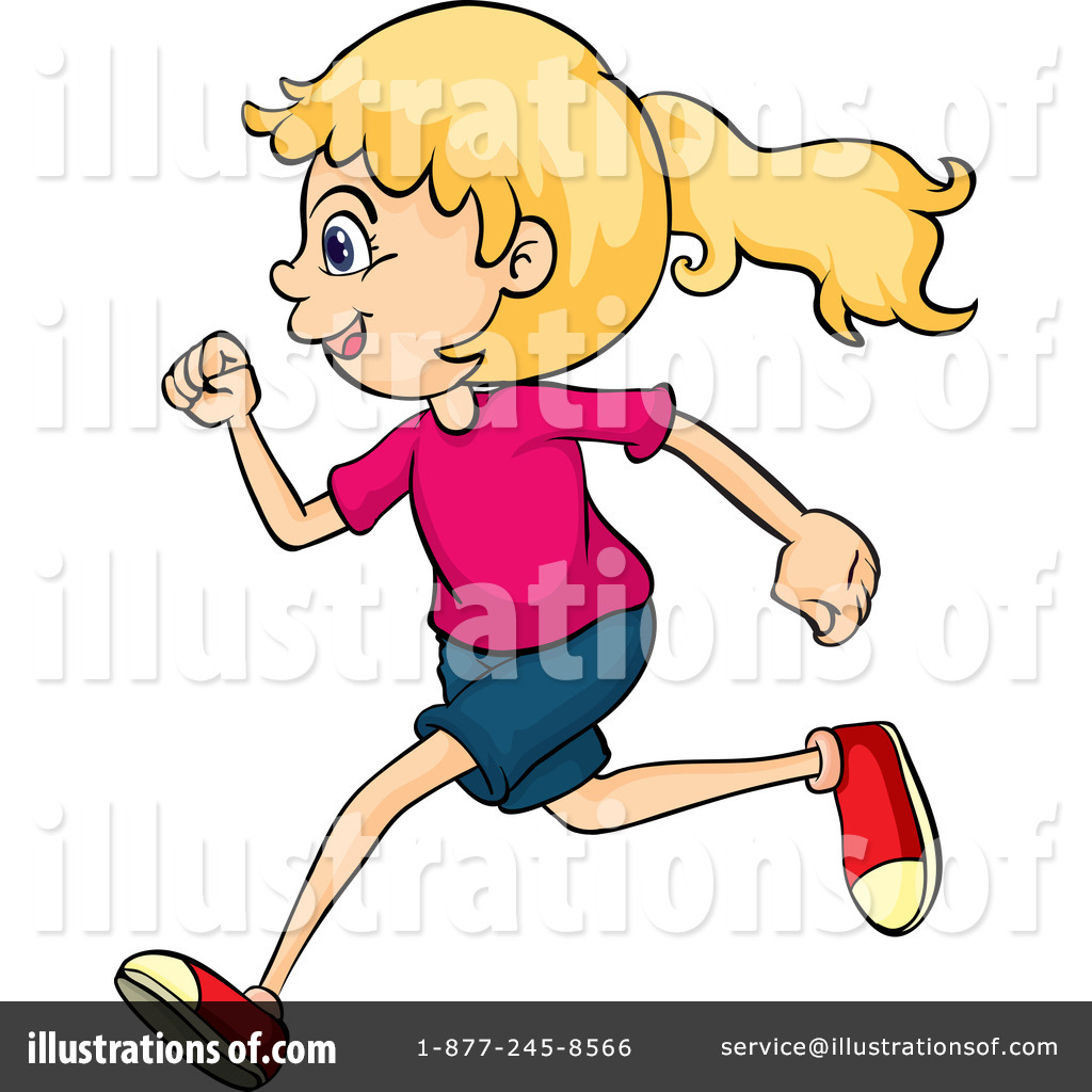 Free Download Best A Girl Running On