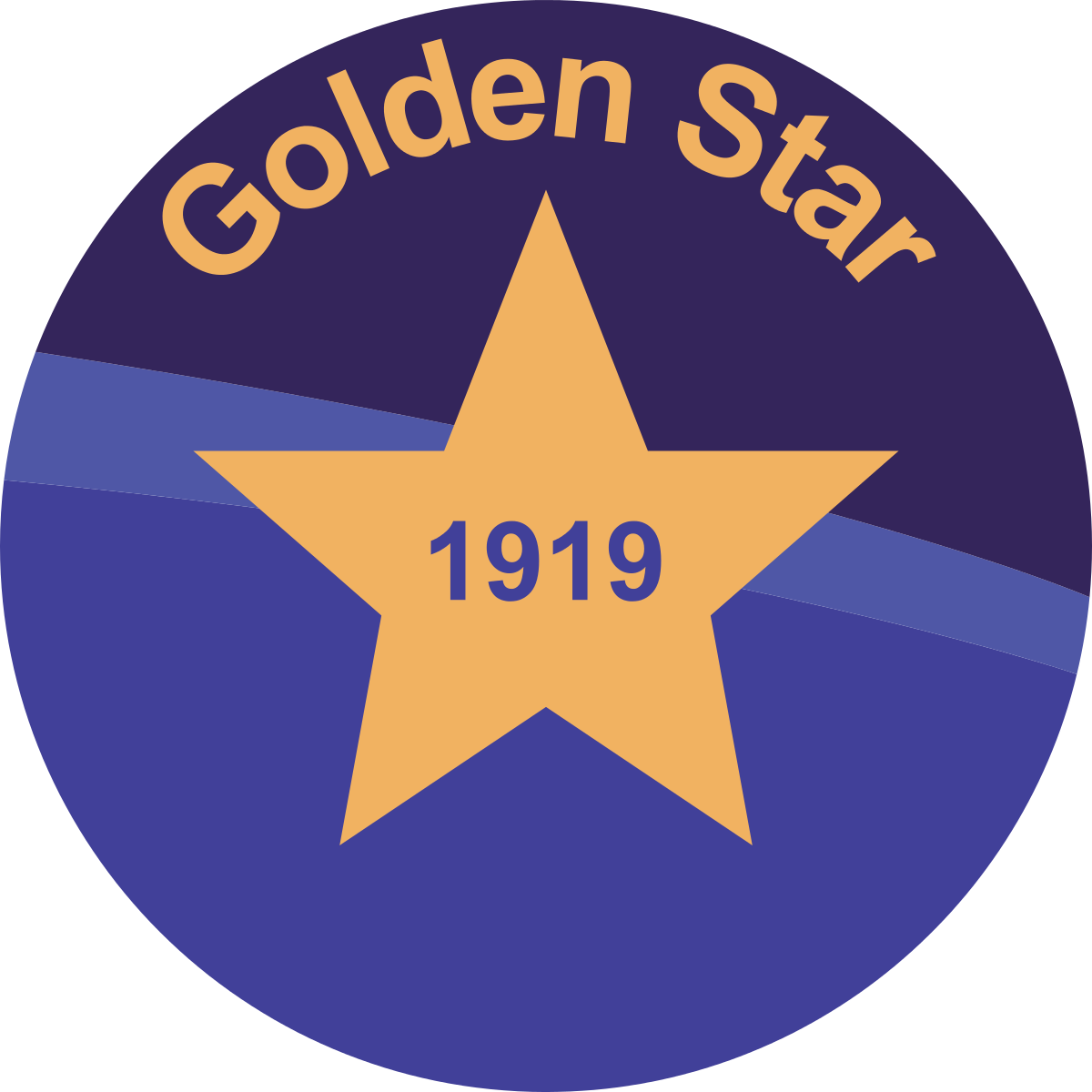 1200x1200 Golden Star (Football Club)