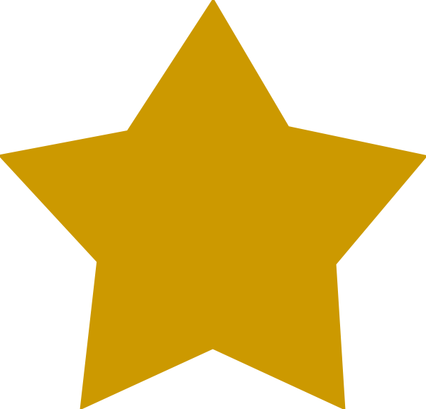 600x577 Photo Collection Related Pictures Gold Star