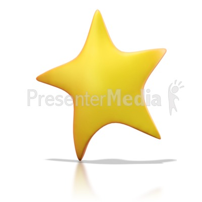 400x400 Lifting Golden Star