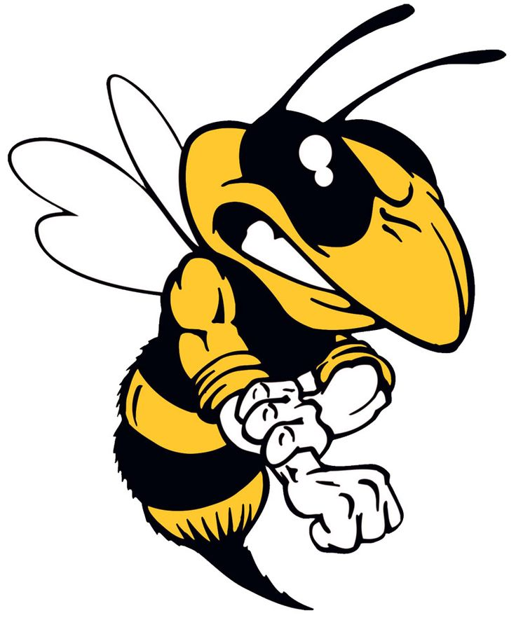 736x885 Bee Clipart Muscle