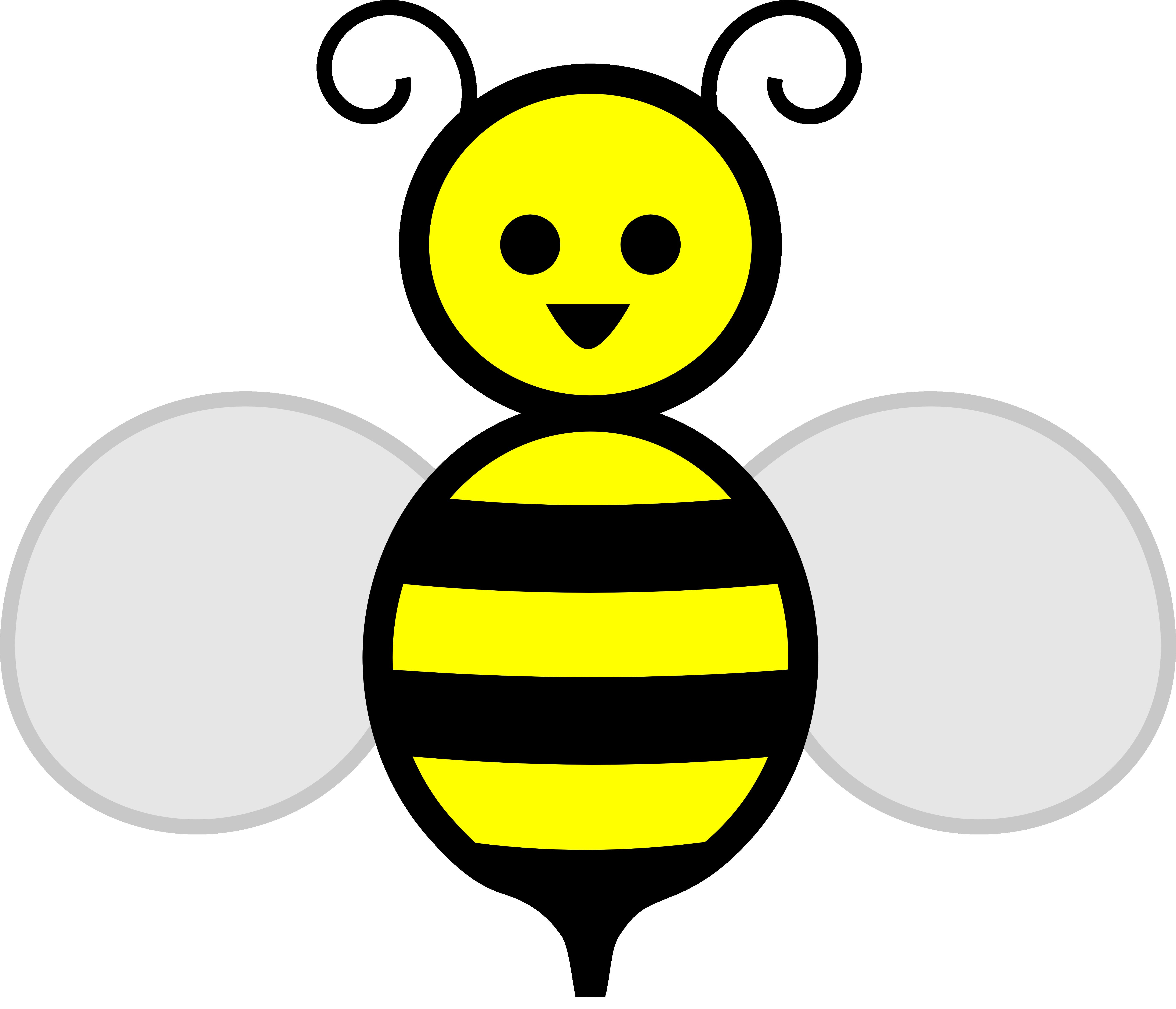 5555x4763 Honey Bee Clip Art Images Free Clipart Images Clipartwiz Clipartix
