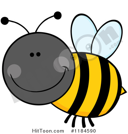 450x470 Bumble Bee Clipart