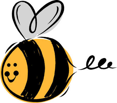 450x397 Bumble Bee Illustrations