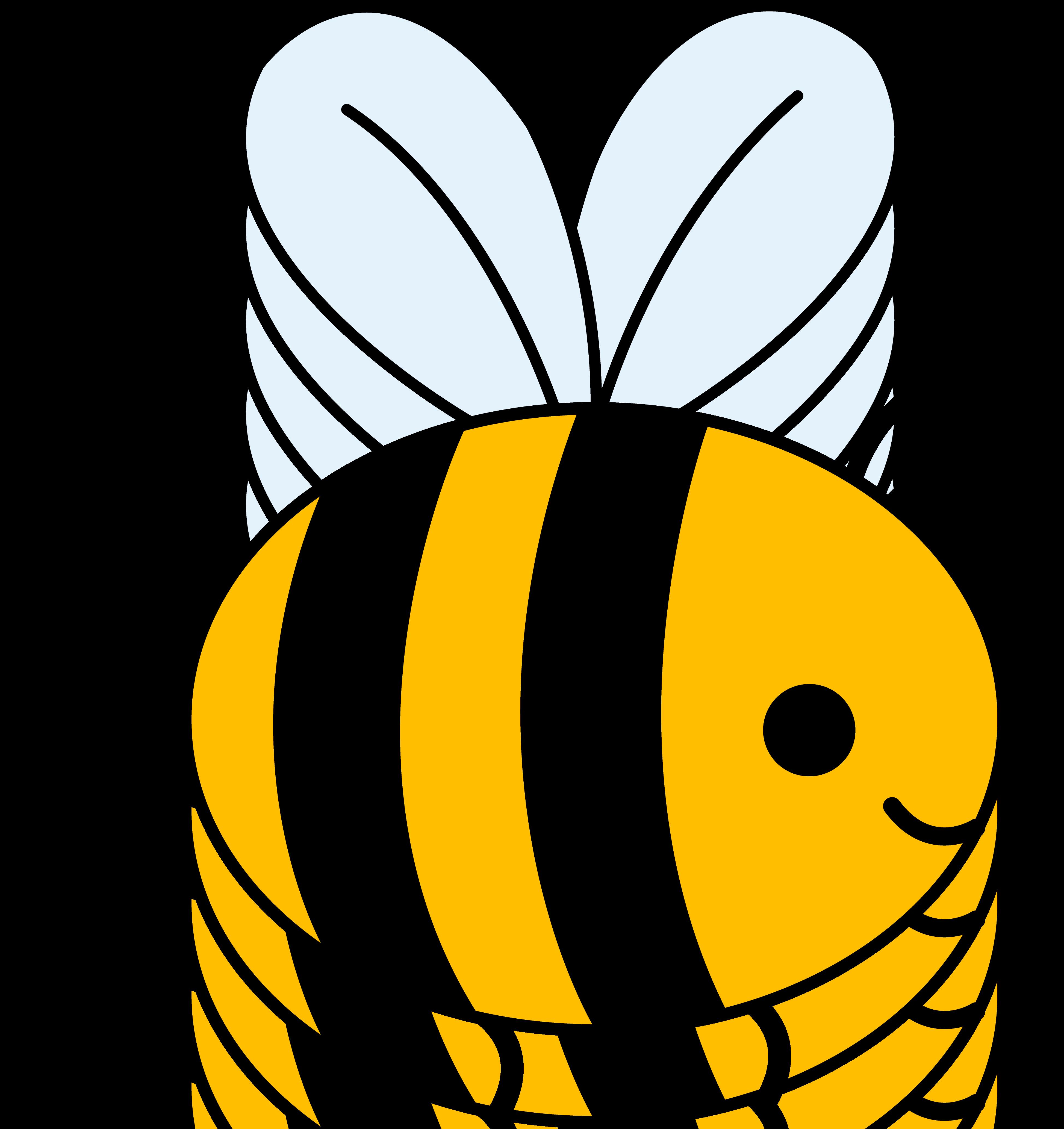 3895x4133 Bumblebee Clipart