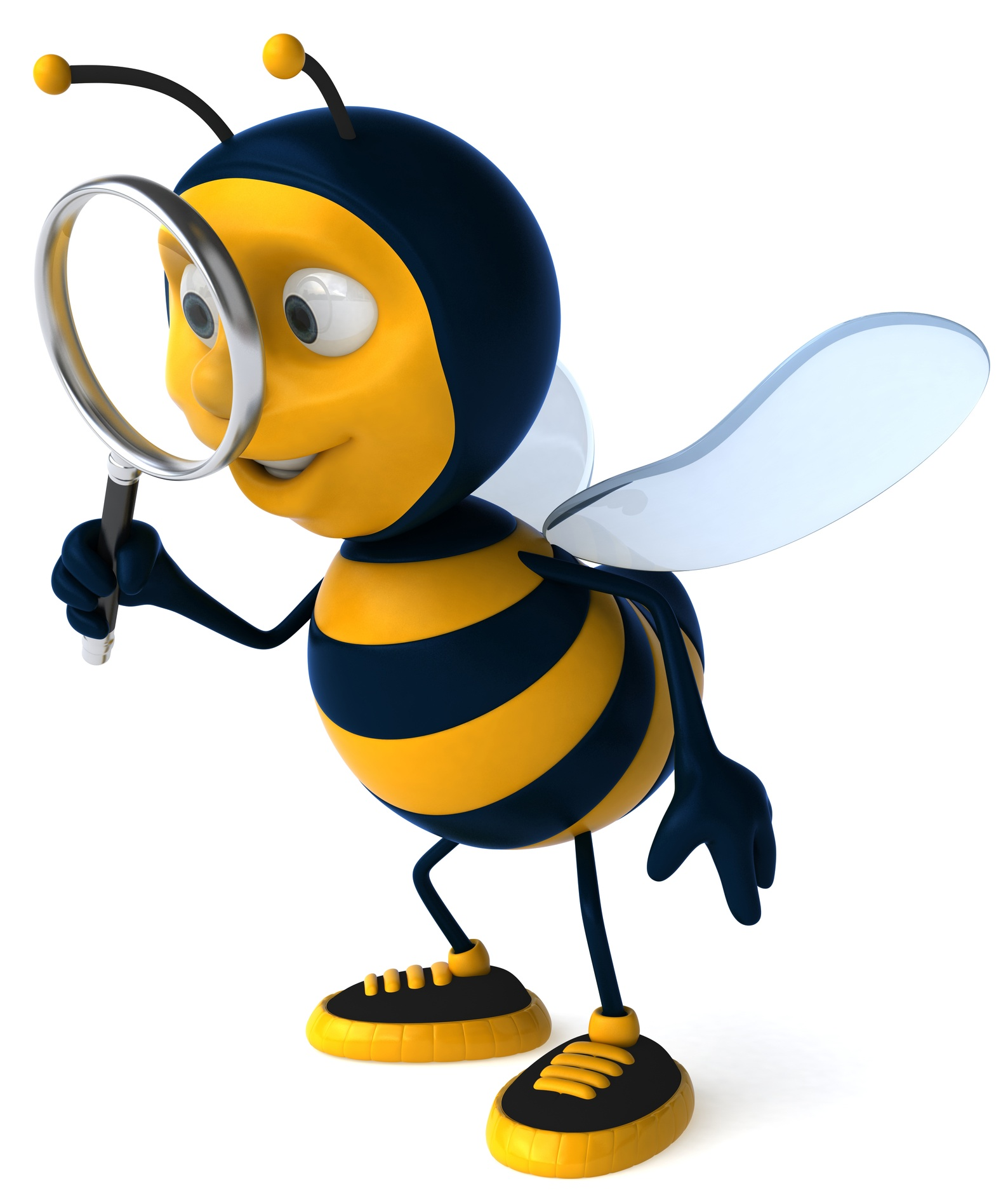 1588x1889 Bumblebee Clipart Happy Bee