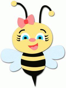 226x300 Girl Clipart Bumble Bee