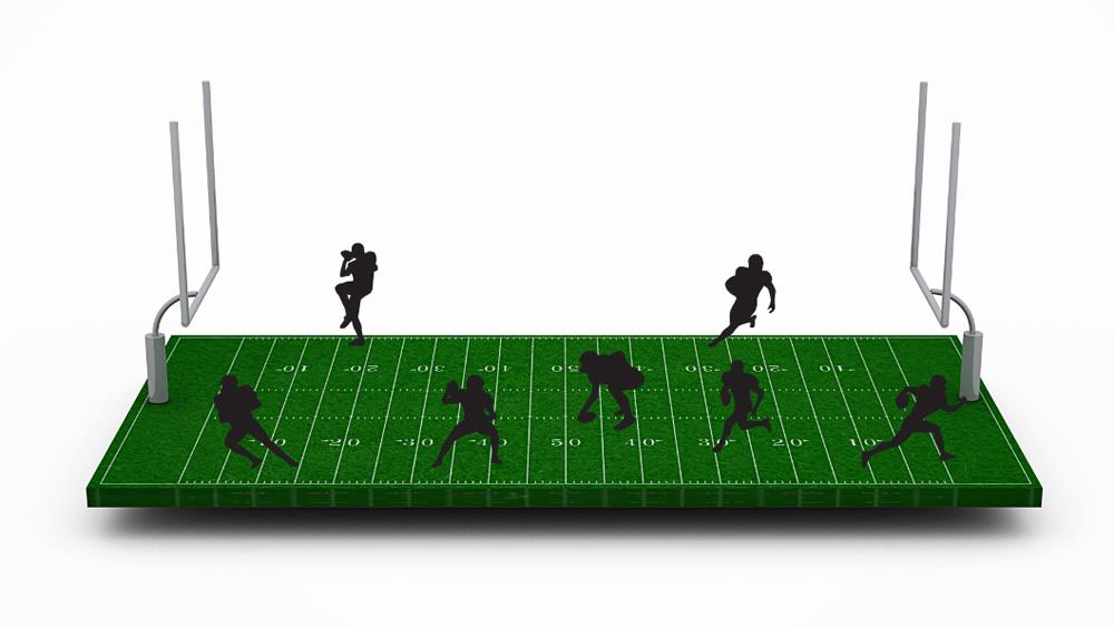 1000x563 Football Pitch Prezi Template Prezibase