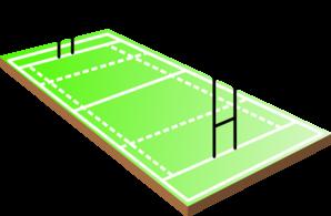 298x195 Football Field Rugby Field Clip Art