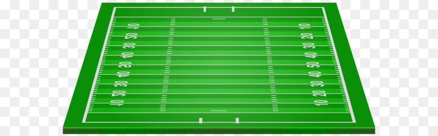 900x280 American Football Field Png Clip Art