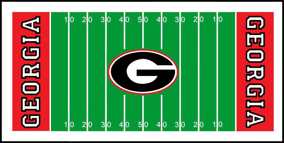 964x486 Iowa State Football Field Clipart Cliparthut