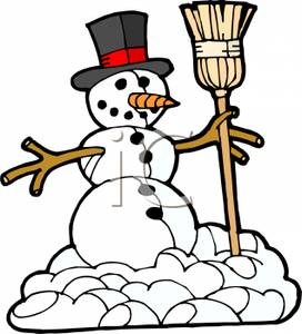 272x300 Broom Snowman Clipart, Explore Pictures