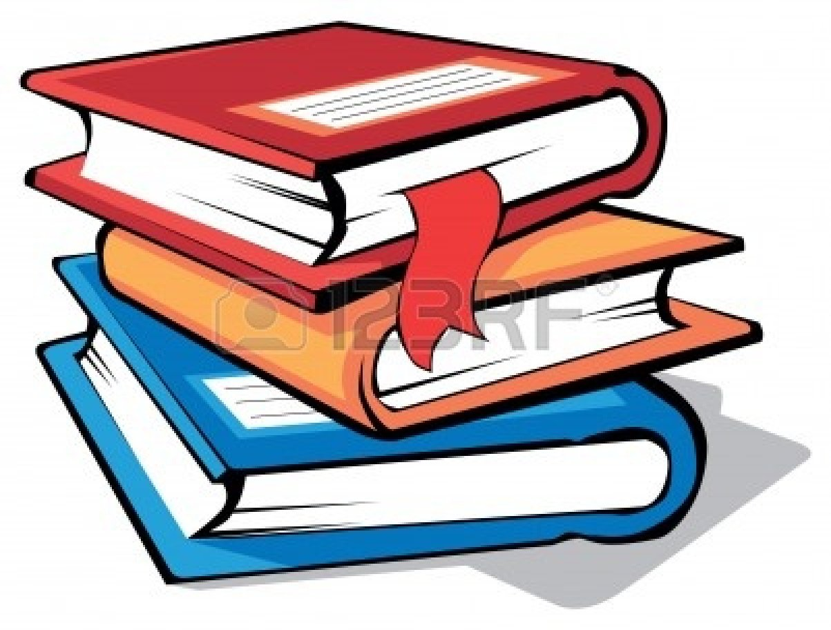 1203x912 Stack Of Books Clipart