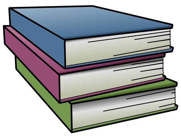 600x450 Stack Of Books Clipart Clipart Panda