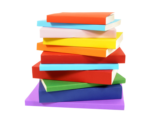 625x453 Untidy Stack Of Books Photo Free Download
