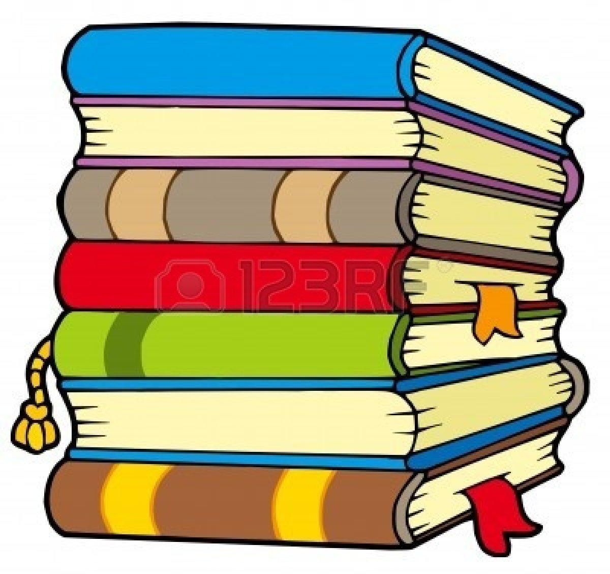 1200x1128 Of Books Clipart