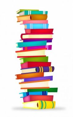 236x378 Stack Of Books Clipart