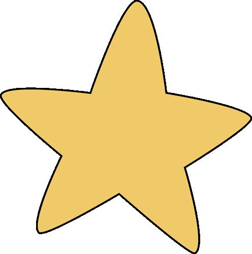 496x500 Cute Star Clipart