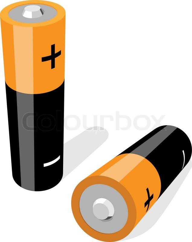 636x800 Aa Batteries Clip Art Cliparts