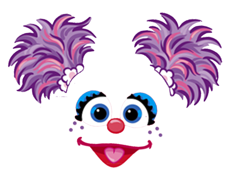 It is an image of Gutsy Abby Cadabby Clipart