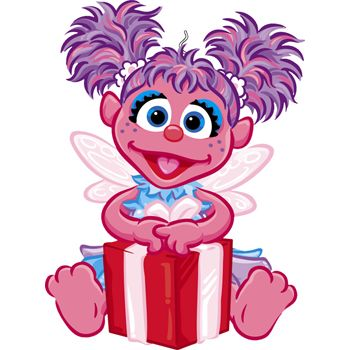 It is an image of Monster Abby Cadabby Clipart