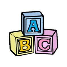 236x236 Baby Abc Blocks Clip Art
