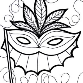 268x268 Coloring Pages Abc Blocks Kids Drawing And Coloring Pages