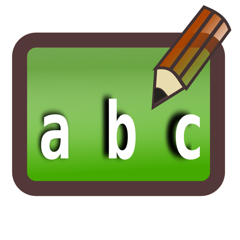 800x800 Abc Blocks Clip Art Free Vector In Open Office Drawing Svg