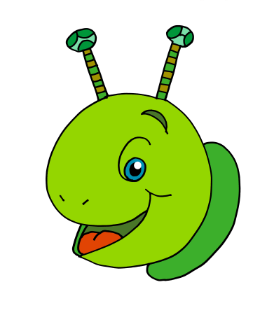371x480 Caterpillar Clipart Free
