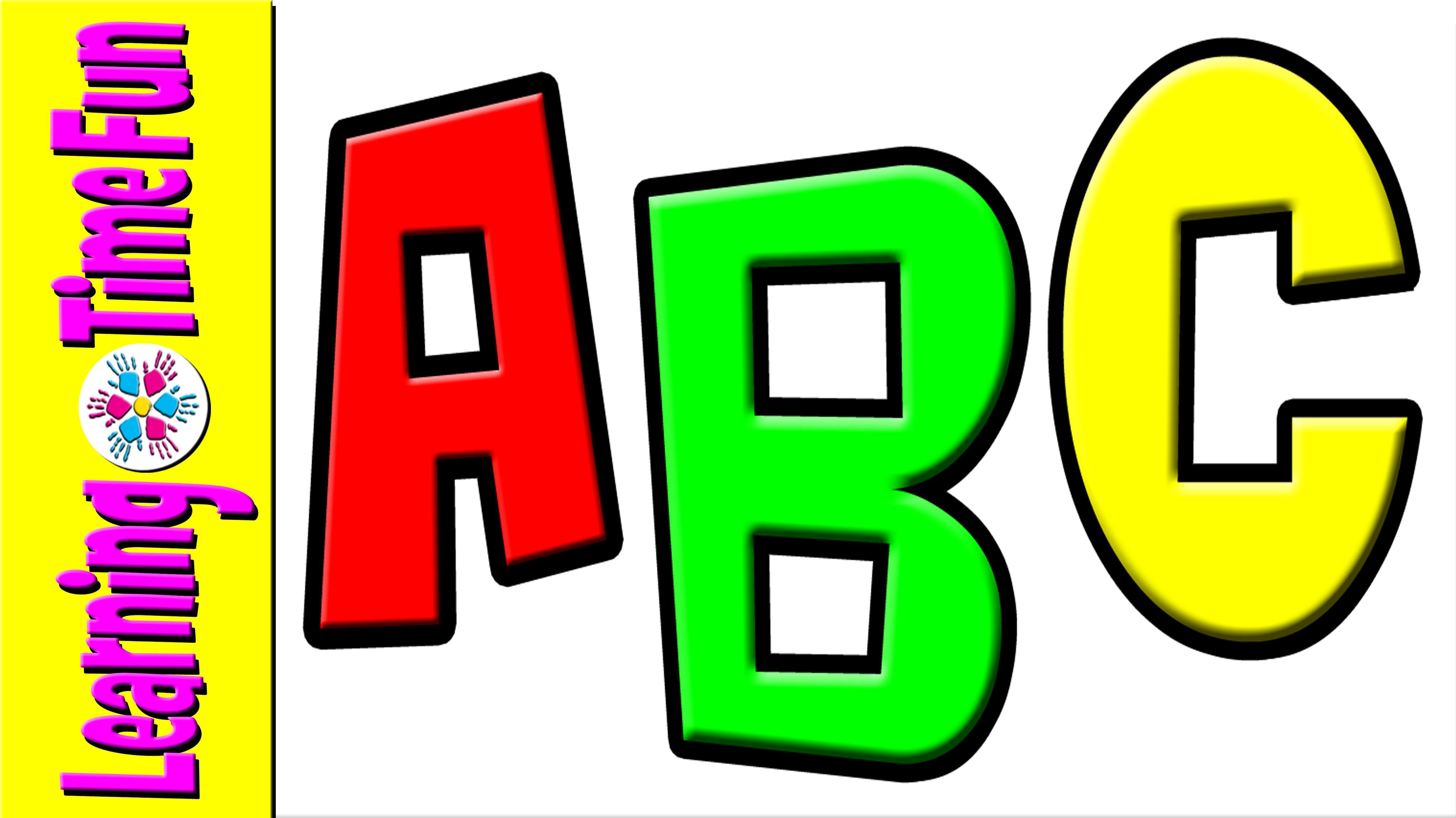 4096x2301 Learn English Alphabet Abc Kids Alphabet Preschool Abc