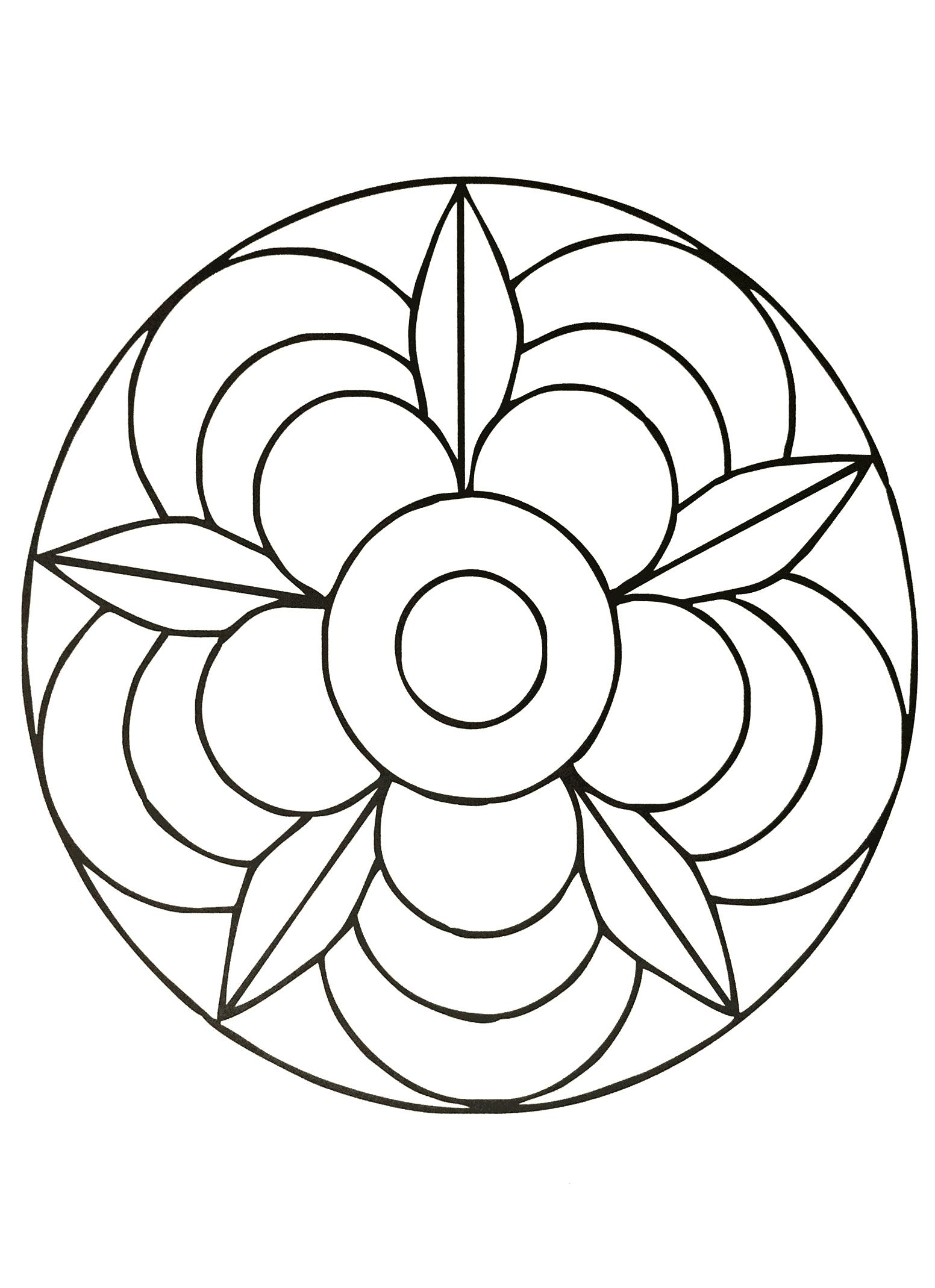 1552x2138 Abstract Coloring Pages Simple Coloring Sheets