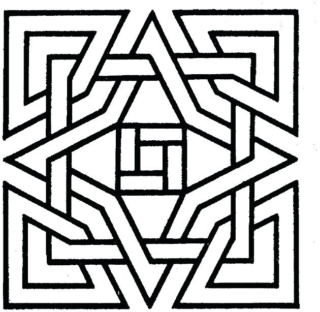 Abstract Coloring Pages | Free download best Abstract Coloring Pages ...