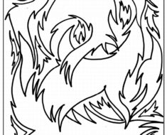 235x190 Pluto Coloring Pages
