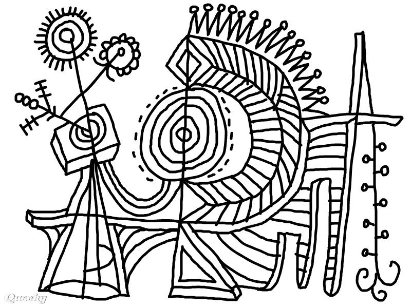 800x600 Abstract Coloring Page For Adultsfree Coloring Pages For Kids
